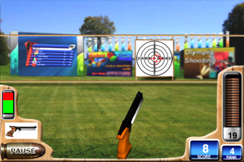 Screenshot 3D Pro Shooting
